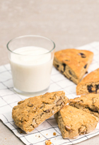 Scones a base de yogur