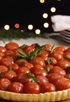 Torta Fresca de Tomates