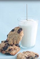 Cookies de Avena y Yogur
