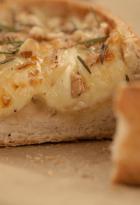 Pan Relleno de queso parrillero